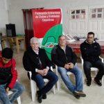 Federación de Clubes en Ceibas