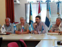 Hugo Grassi Presidente de la Confederación Argentina de Clubes