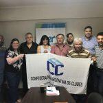 Confederación Arg de Clubes