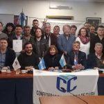 Confederación Argentina de Clubes en el Congreso