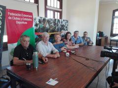 CONFERENCIA DE PRENSA - HUGO GRASSI