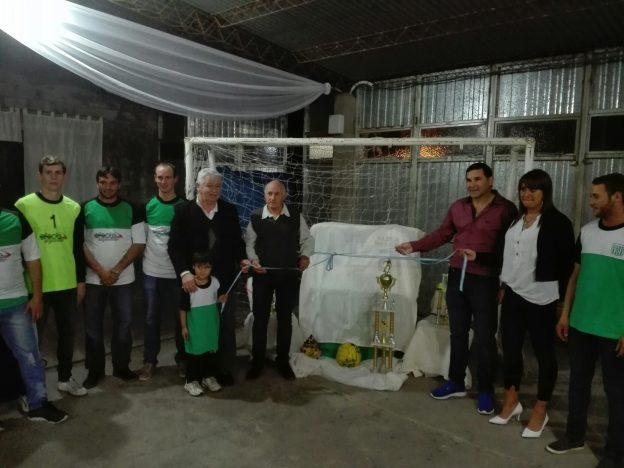 San Rafael Hugo Grassi Federación de Clubes