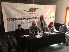 Hugo Grassi Presidente de la Federación Entrterriana de Clubes