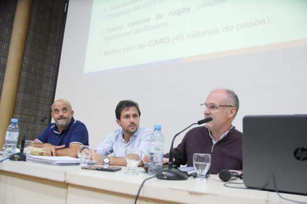 Federaci{on Entrerriana de Clubes Hugo Grassi