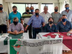 REUNION CLUBES GUALEGUAY